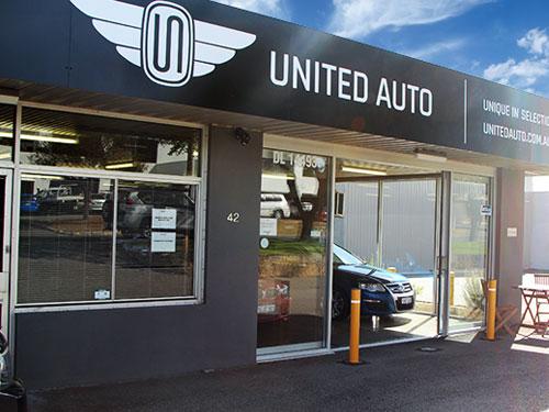 United Auto Hand Picked Prestige Used Cars Myaree Perth